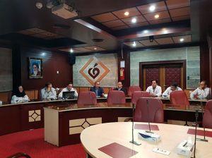 پنجمین جلسه PACC در مرکز قلب و عروق شهید رجایی: عکس شماره 1 / 12