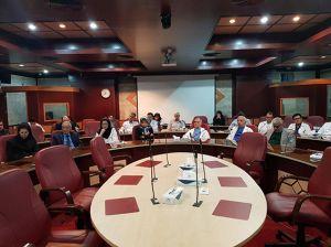 پنجمین جلسه PACC در مرکز قلب و عروق شهید رجایی: عکس شماره 4 / 12