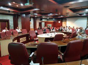 پنجمین جلسه PACC در مرکز قلب و عروق شهید رجایی: عکس شماره 6 / 12