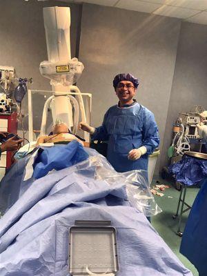 تعبیه اولین  SICD کودکان در مرکز قلب وعروق شهید رجایی: عکس شماره 6 / 12