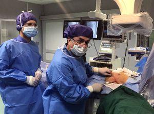 تعبیه اولین  SICD کودکان در مرکز قلب وعروق شهید رجایی: عکس شماره 10 / 12